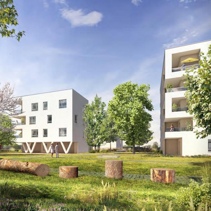 Programme neuf Appartement Vaulx-en-Velin (69120)